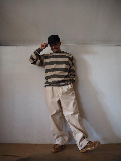 LENO  Homme Corduroy Trousers  H1902-PT003 16