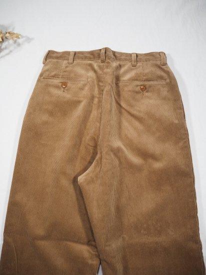 LENO  Homme Corduroy Trousers  H1902-PT003 6