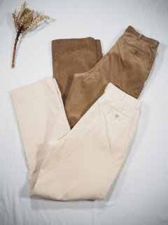 LENO  Homme Corduroy Trousers <img class='new_mark_img2' src='https://img.shop-pro.jp/img/new/icons14.gif' style='border:none;display:inline;margin:0px;padding:0px;width:auto;' />