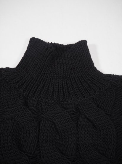 LENO  Big Cable Sweater  U1902-K002 0