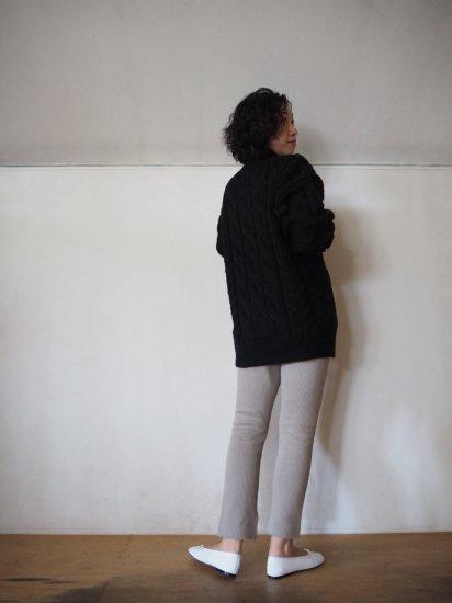 LENO  Big Cable Sweater U1902-K002 11