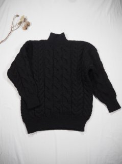 LENO  Big Cable Sweater<img class='new_mark_img2' src='https://img.shop-pro.jp/img/new/icons20.gif' style='border:none;display:inline;margin:0px;padding:0px;width:auto;' />