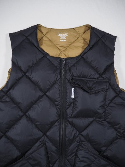 FIDELITY LIGHT DOWN VEST 26140 0