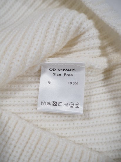 ODOUR  MERINO EXTRAFINE KNIT OD-KN9405 11