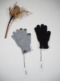 Rototo MERINO WOOL TOUCH PANEL GLOVE