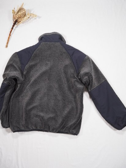 orSlow  FLEECE JACKET  03-6018 4