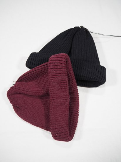 Rototo COTTON ROLL UP BEANIE R5021 4