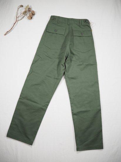 orSlow  HIGH WAIST FATIGUE PANTS 00-5042 11