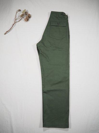 orSlow  HIGH WAIST FATIGUE PANTS 00-5042 13
