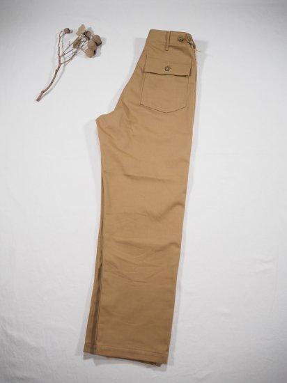 orSlow  HIGH WAIST FATIGUE PANTS 00-5042 4