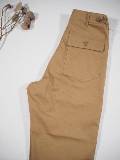 orSlow  HIGH WAIST FATIGUE PANTS 00-5042 5