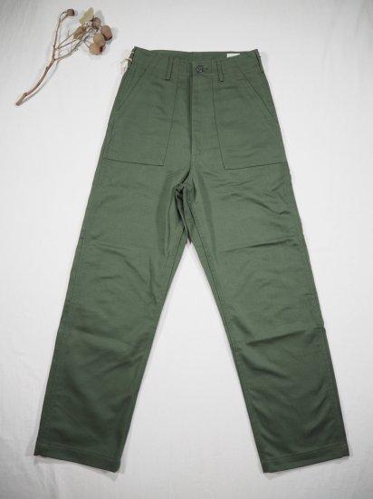 orSlow  HIGH WAIST FATIGUE PANTS 00-5042 8