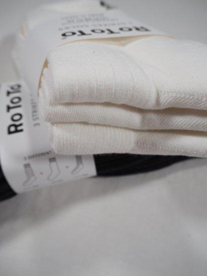 Rototo 3 STRIKES SOCKS  R1228 1