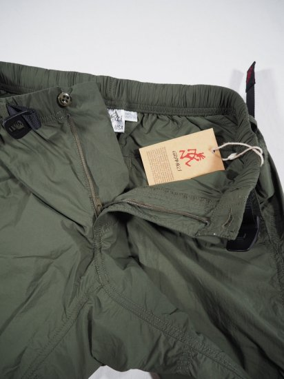 GRAMICCI  PACKABLE TRUCK PANTS 2052-KNJ 10