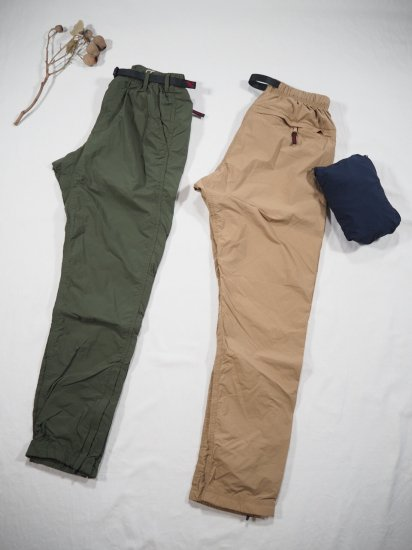 GRAMICCI  PACKABLE TRUCK PANTS 2052-KNJ 6