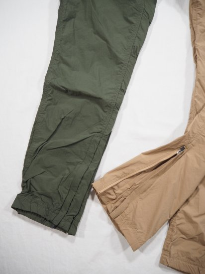 GRAMICCI  PACKABLE TRUCK PANTS 2052-KNJ 7