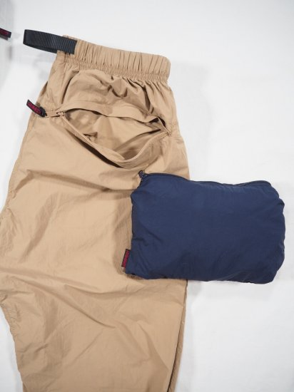 GRAMICCI  PACKABLE TRUCK PANTS 2052-KNJ 8