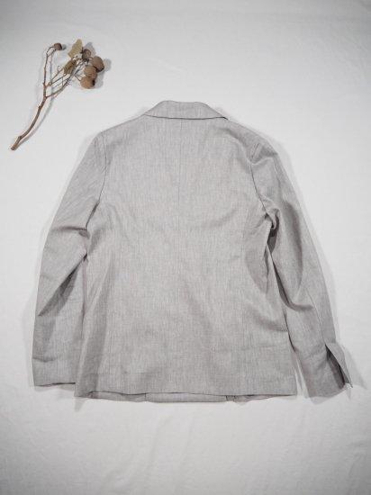 Squady 綿麻ピンヘッドジャケット 410-1615 4