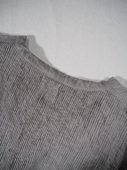 maison de soil  MINI PINTUCK V-NECK DRESS NMDS20053H 6