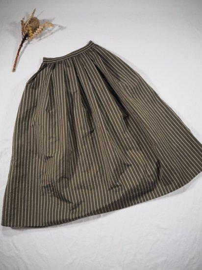 Squady ストライプスカート 410-1581 4