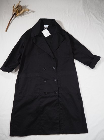YARMO DOUBLE BREASTED COAT CO19 2
