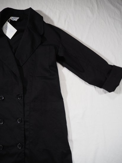 YARMO DOUBLE BREASTED COAT CO19 3
