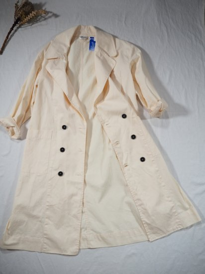 YARMO DOUBLE BREASTED COAT CO19 6