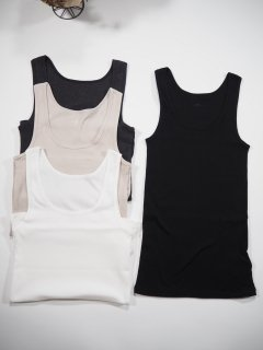 SOIL  U-NECK TANK TOP