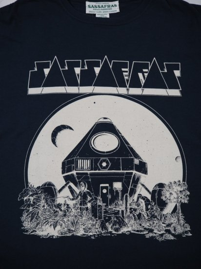 SASSAFRAS  SPACE COTTAGE T 1/2 SPACE COTTAGE 5