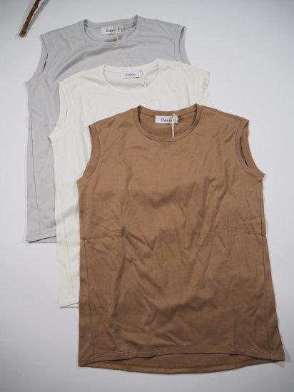 ODOUR  エジプト綿ノースリーブ OD-KN0217 5