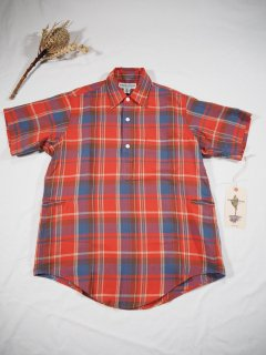 <img class='new_mark_img1' src='https://img.shop-pro.jp/img/new/icons14.gif' style='border:none;display:inline;margin:0px;padding:0px;width:auto;' />SASSAFRAS  WHEEL BARROW SHELL SHIRT 1/2
