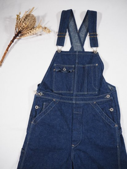 orSlow  30'S OVERALL (UNISEX) 03-9000 0