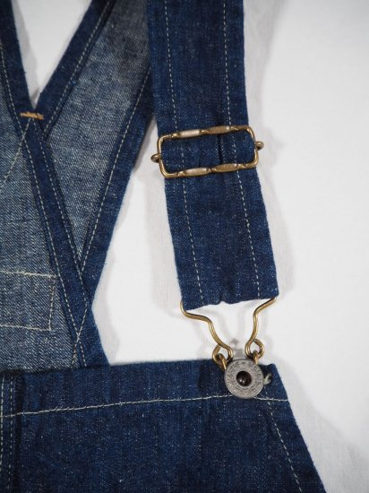 orSlow  30'S OVERALL (UNISEX) 03-9000 1