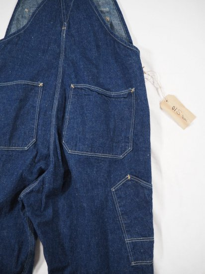 orSlow  30'S OVERALL (UNISEX) 03-9000 5