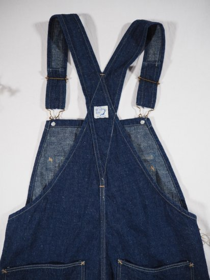 orSlow  30'S OVERALL (UNISEX) 03-9000 6