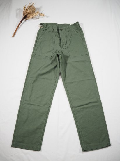 orSlow  US ARMY FATIGUE PANTS (BUTTON FLY) 01-5002 0