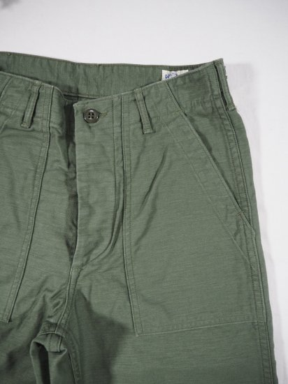 orSlow  US ARMY FATIGUE PANTS (BUTTON FLY) 01-5002 1