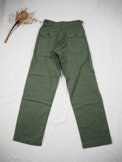 orSlow  US ARMY FATIGUE PANTS (BUTTON FLY) 01-5002 3