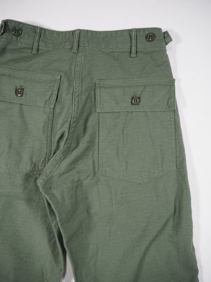 orSlow  US ARMY FATIGUE PANTS (BUTTON FLY) 01-5002 4