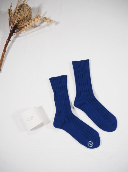 LENO  Cotton Rib Socks(Small) L2002-S001 0