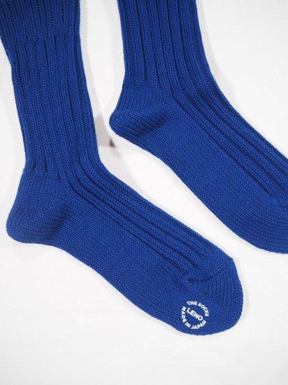 LENO  Cotton Rib Socks(Small) L2002-S001 1