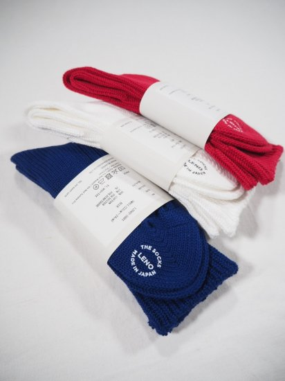 LENO  Cotton Rib Socks(Small) L2002-S001 3