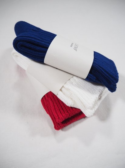 LENO  Cotton Rib Socks(Small) L2002-S001 4