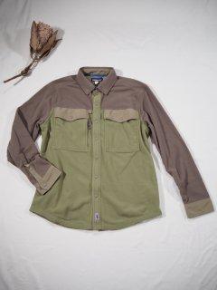 patagonia M' s Long Sleeved Early Rise Snap Shirt [SKA]