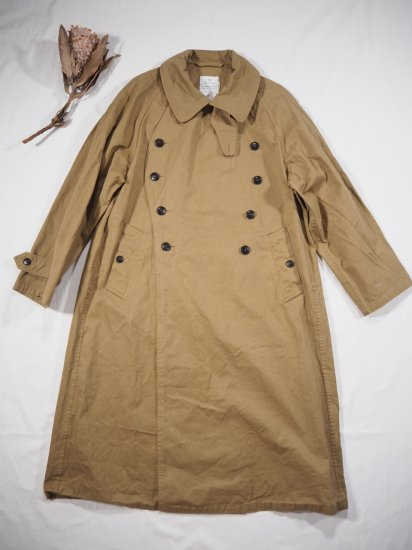 HTS COTTON DOUBLE OVER COAT NHT2052DT 0
