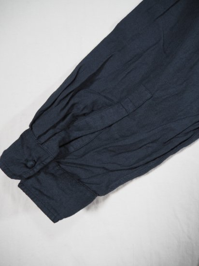 maison de soil V-NECK DRESS WITH RANDOM PLEATS INMDS20704 5