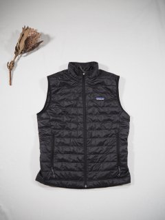 <img class='new_mark_img1' src='https://img.shop-pro.jp/img/new/icons14.gif' style='border:none;display:inline;margin:0px;padding:0px;width:auto;' />patagonia M's Nano Puff Vest [BLK ]
