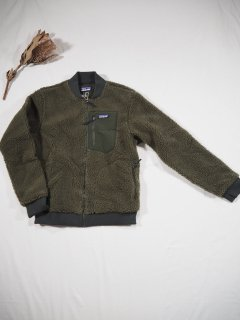 <img class='new_mark_img1' src='https://img.shop-pro.jp/img/new/icons14.gif' style='border:none;display:inline;margin:0px;padding:0px;width:auto;' />patagonia M' s Retro-X Bomber Jacket [BSNG]