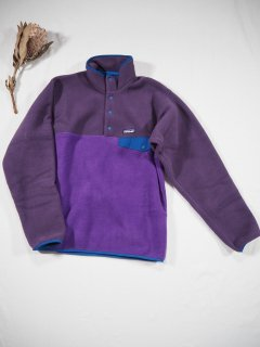 patagonia M' s Lightweight Synchila Snap-T Pullover [PUR]