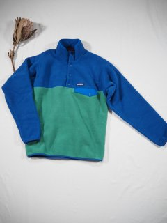 patagonia M' s Lightweight Synchila Snap-T Pullover [EELG]